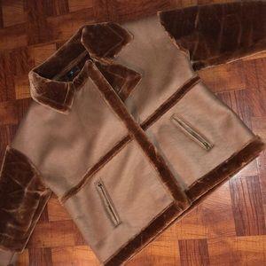 Jackets & Blazers - Aviator Jacket
